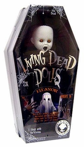 Mezco Toyz Living Dead Dolls Series 16 HALLOWEEN Variant Eleanor Only 300 Made!