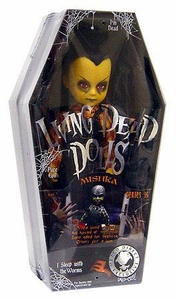 Mezco Toyz Living Dead Dolls Series 16 HALLOWEEN Variant Mishka Only 300 Made!