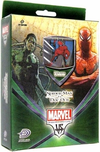 Marvel VS System Trading Card Game 2-Player Starter Deck Spider-Man Vs. Doc Ock