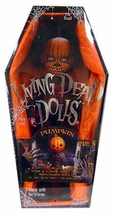 Mezco Toyz Living Dead Dolls Series 16 Pumpkin