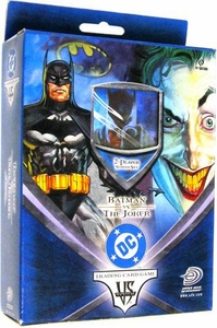 DC VS System Trading Card Game 2-Player Starter Deck Batman Vs. Joker