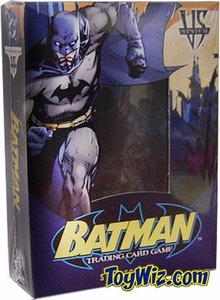DC VS System Trading Card Game Starter Deck Batman