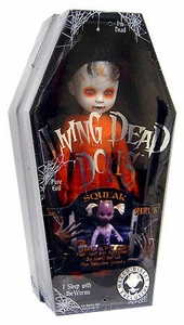 Mezco Toyz Living Dead Dolls Series 16 HALLOWEEN Variant Squeak Only 300 Made!