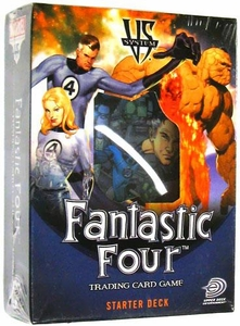 Marvel VS System Trading Card Game Starter Deck Fantastic Four