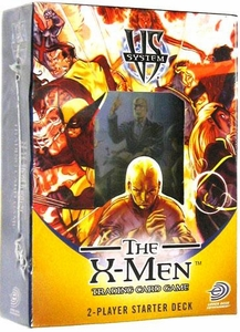 Marvel VS System Trading Card Game 2-Player Starter Deck The X-Men