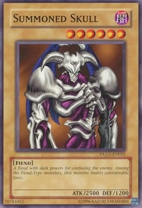 YuGiOh Dark Legends Single Card Common DLG1-EN025 Summoned Skull BLOWOUT SALE!