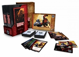 Hellboy VS System Trading Card Game Collector Set Hellboy Essential Collection
