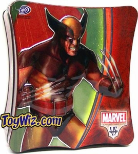 Marvel VS System Trading Card Game Wolverine Collectible Tin Set BLOWOUT SALE!
