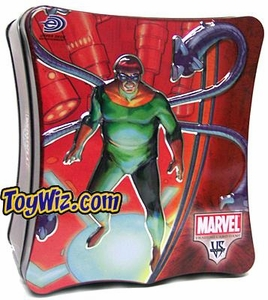 Marvel VS System Trading Card Game Doctor Ock Collectible Tin Set BLOWOUT SALE!