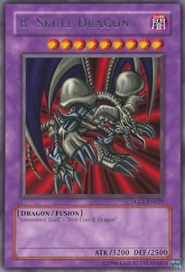 YuGiOh Dark Legends Single Card Rare DLG1-EN029 B. Skull Dragon