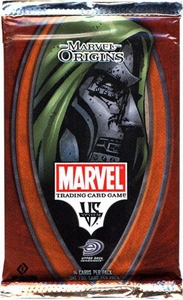 Marvel VS System Trading Card Game Origins Booster Pack [14 Cards]