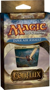 Magic the Gathering Conflux Theme Deck Intro Pack Esper Air Assault