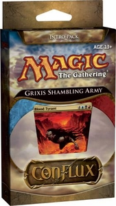 Magic the Gathering Conflux Theme Deck Intro Pack Grixis Shambling Army