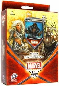 Marvel VS System Trading Card Game 2-Player Starter Deck X-Men vs. Brotherhood