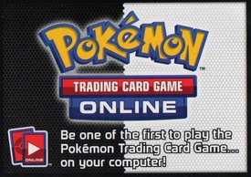 Pokemon Black & White Promo Code Card for Pokemon TCG Online