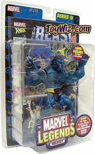 Marvel Legends Series 4 Action Figure Beast