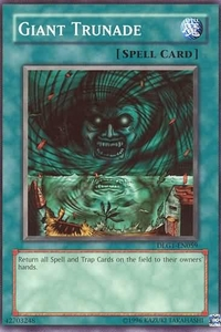 YuGiOh Dark Legends Single Card Common DLG1-EN059 Giant Trunade