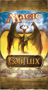 Magic the Gathering Conflux Booster Pack [Japanese]