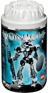 LEGO Bionicle Toa SUPER NUVA Figure #8571 Kopaka [White]