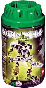 LEGO Bionicle Toa SUPER NUVA Figure #8567 Lewa [Green]