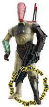 Star Wars 30th Anniversary Saga 2007 Legends Action Figure #06 C-3PO w/ Battle Droid Parts