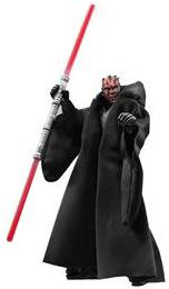 Star Wars 30th Anniversary Saga 2007 Legends Action Figure #02 Darth Maul