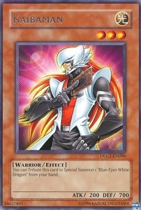 YuGiOh Dark Legends Single Card Rare DLG1-EN096 Kaibaman
