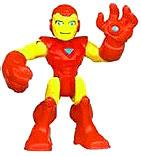 Marvel Playskool Super Hero Adventures Mini Figure Iron Man [Bagged]