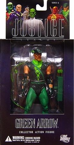 DC Direct Justice League Alex Ross Series 5 Action Figure Green Arrow