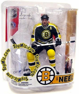 McFarlane Toys NHL Sports Picks Legends Series 6 Action Figure Cam Neely (Boston Bruins) Black Jersey