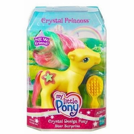 My Little Pony Crystal Princess Crystal Design Pony Star Surprise