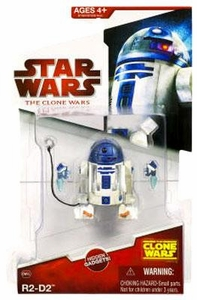 Star Wars 2009 Clone Wars Animated Action Figure CW No. 25 R2-D2