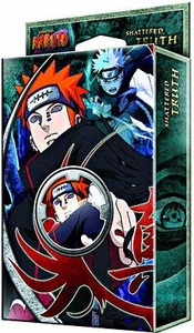 Naruto Shippuden Card Game Shattered Truth Theme Deck Pain