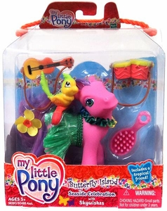 My Little Pony Butterfly Island Seaside Celebration with Skywishes