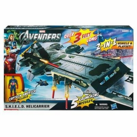 Marvel Avengers Movie S.H.I.E.L.D. HELICARRIER