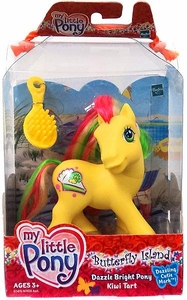 My Little Pony Butterfly Island Dazzle Bright Pony Kiwi Tart