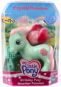 My Little Pony Exclusive Birthday Pony December Poinsettia