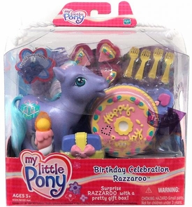 My Little Pony Birthday Celebration with Razzaroo