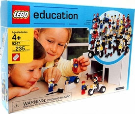 LEGO Education Set #9247 Community Workers