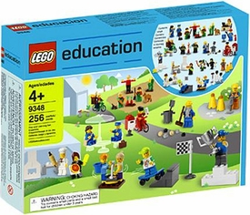 LEGO Education Set #9348 Community Minifigures