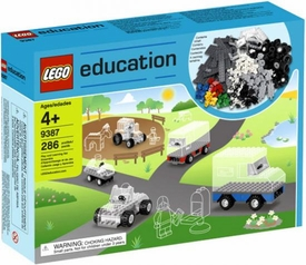 LEGO Education Set #9387 Wheels Set
