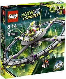 LEGO Alien Conquest Set #7065 Alien Mothership
