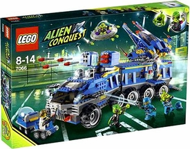 LEGO Alien Conquest Set #7066 Earth Defense HQ