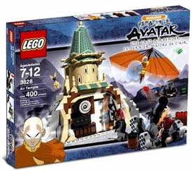 LEGO Avatar the Last Airbender Set #3828 Air Fortress Temple