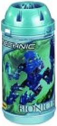 LEGO Bionicle ORIGINAL TOA Figure #8533 Gali [Blue]