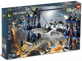 LEGO Bionicle Set #8893 Lava Chamber Gate