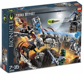 LEGO Bionicle Set #8892 Piraka Outpost
