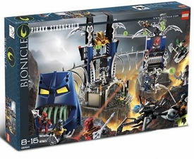 LEGO Bionicle Set #8894 Piraka Stronghold