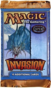 Magic the Gathering Invasion Booster Pack