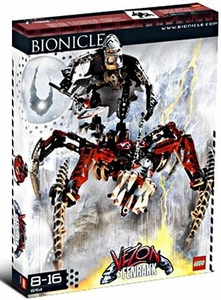 LEGO Bionicle Set #8764 Vezon & Fenrakk